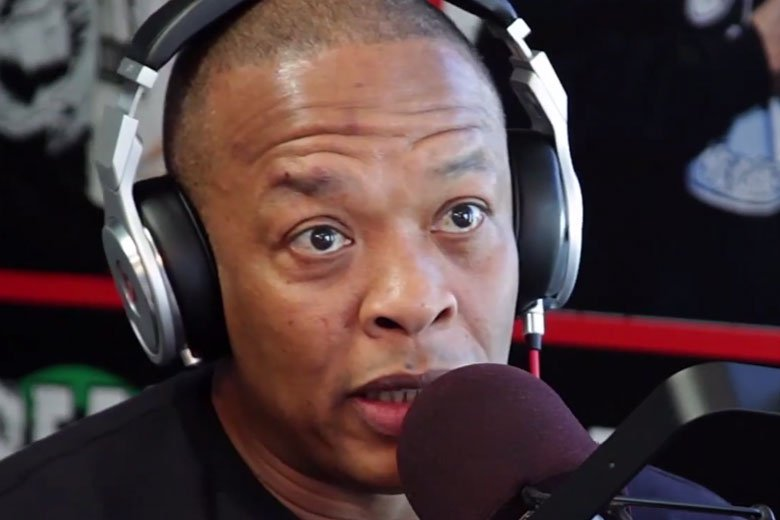DR. DRE TALKS ABOUT HIS SOCIAL ANXIETY