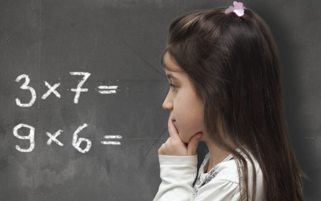 PARENTS WITH MATH ANXIETY COULD HINDER CHILD'S PERFORMANCE